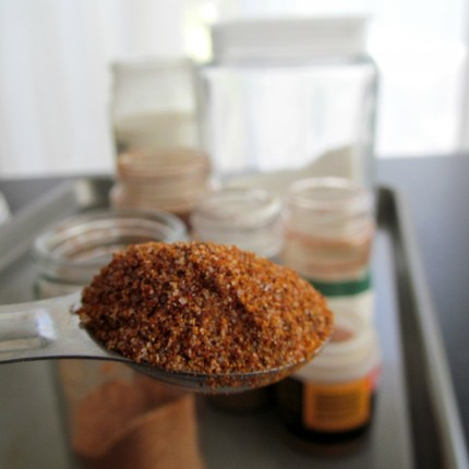 A sweet and savory spice blend for grilling rubs and marinades