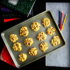 gobble them up, and I keep them on a level playing field with granola ...