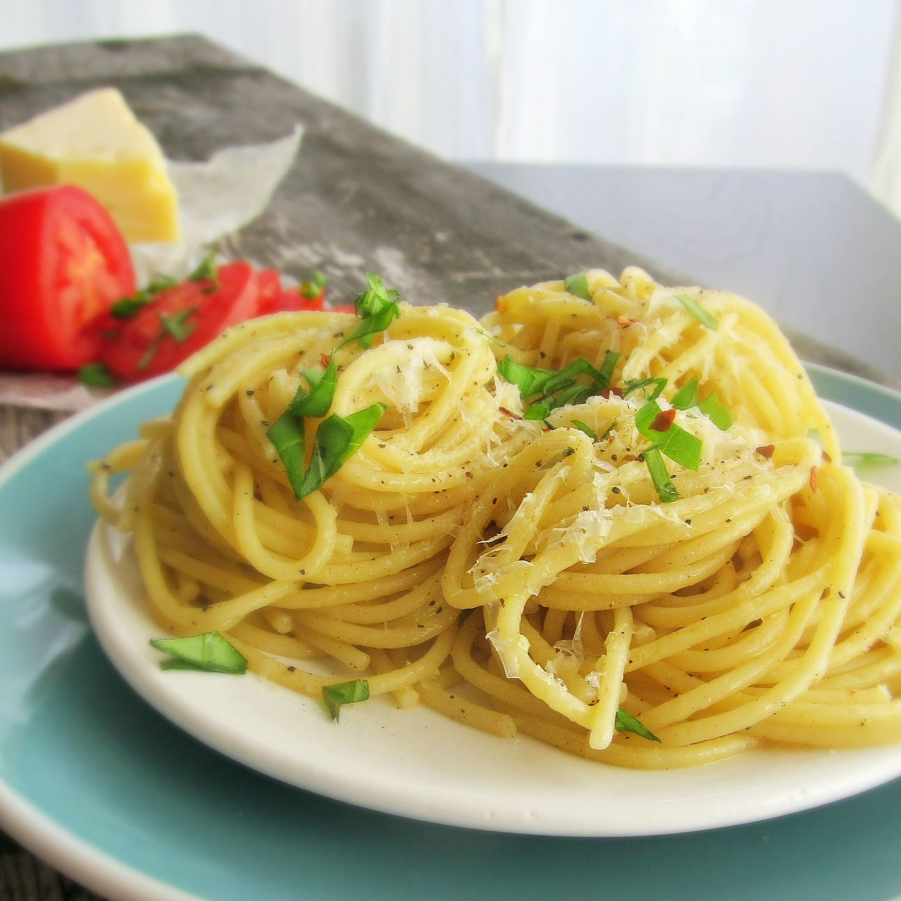 If simple pasta just won't cut it as a main dish in your house ...