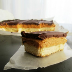 Peanut Butter & Chocolate Bars   Home Is Where The Cookies Are