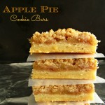 Caramel Apple Pie Bars T