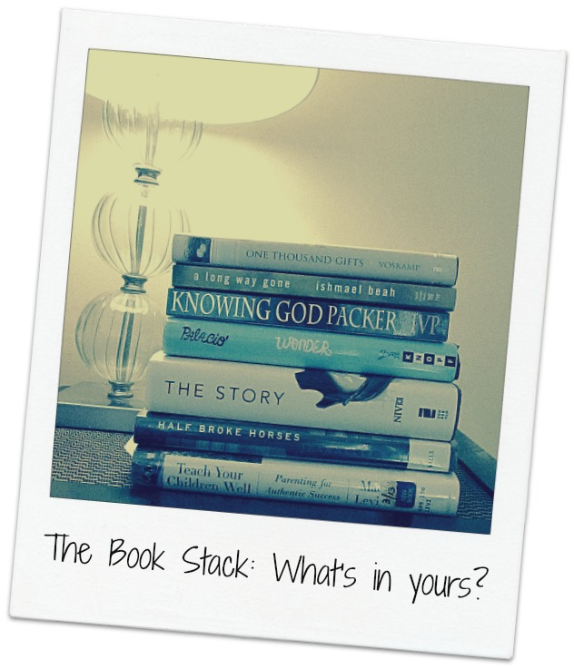The book stack: a reading list for November