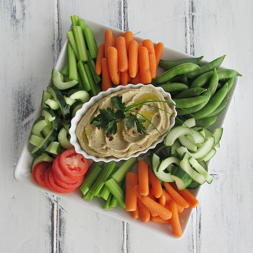 Babaganoush, eggplant, appetizer, dip, humus, tahini