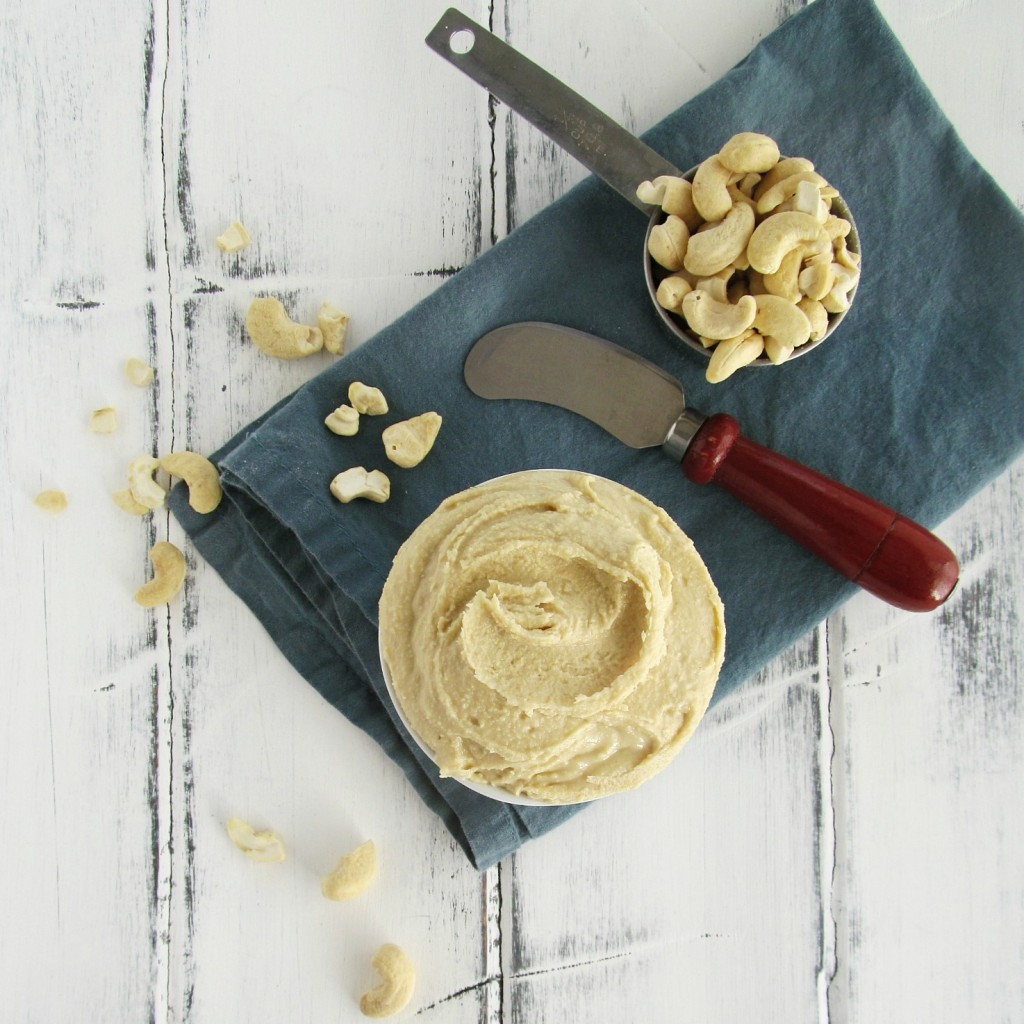 Pure, Homemade Cashew Butter