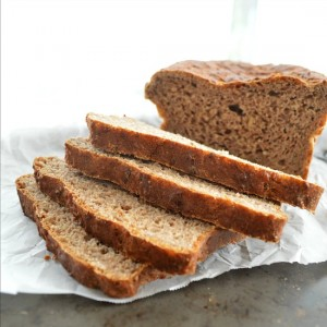 whole wheat honey nut bread