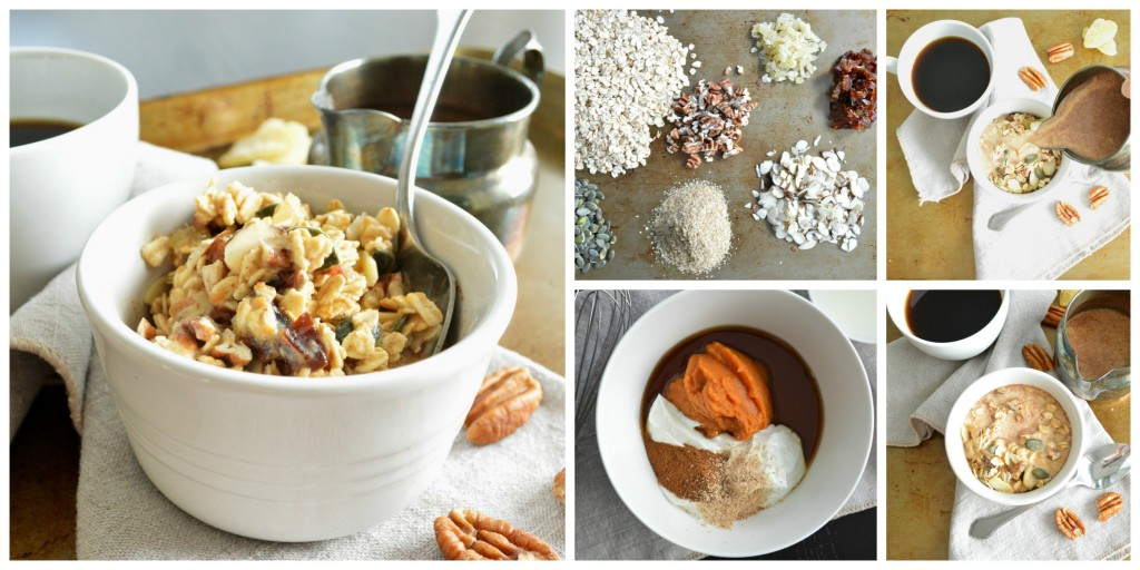 Pumpkin Spice Muesli|Home is Where The Cookies Are
