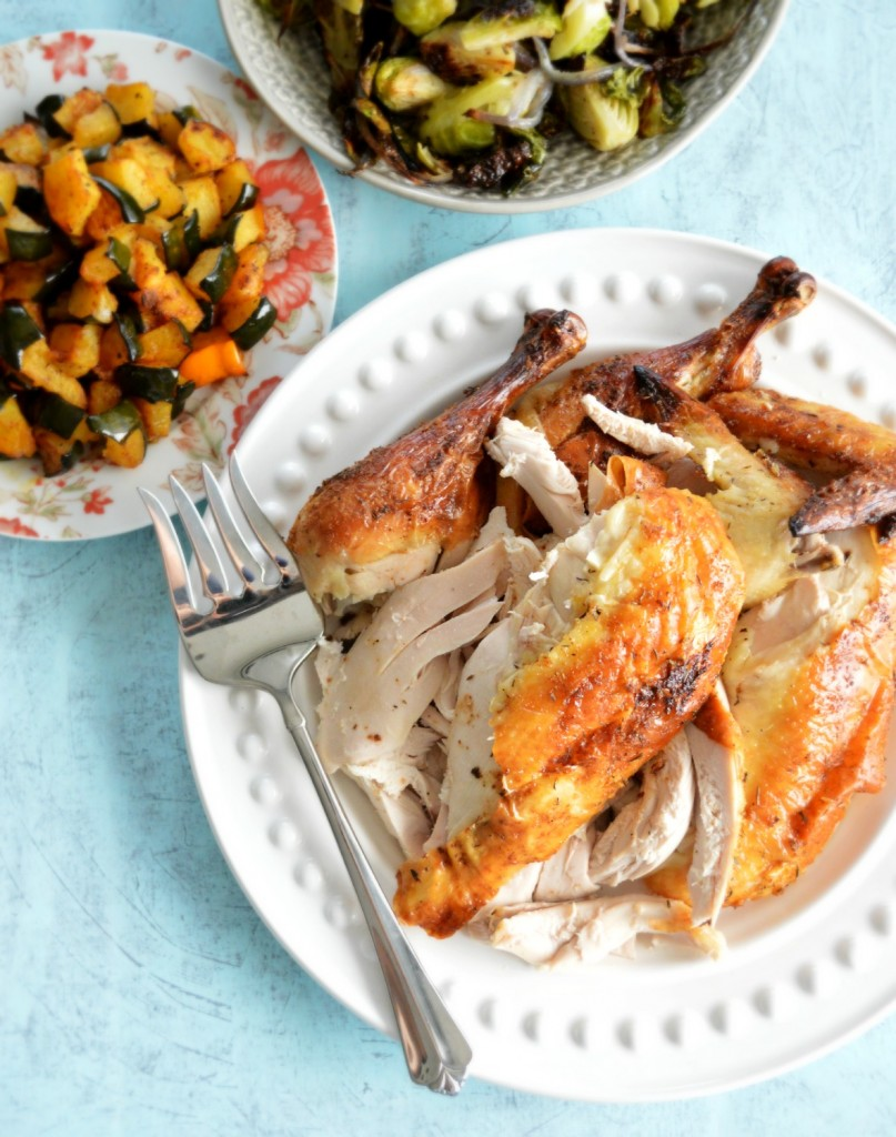 Favorite Roast Chicken|Home Is Where The Cookies Are