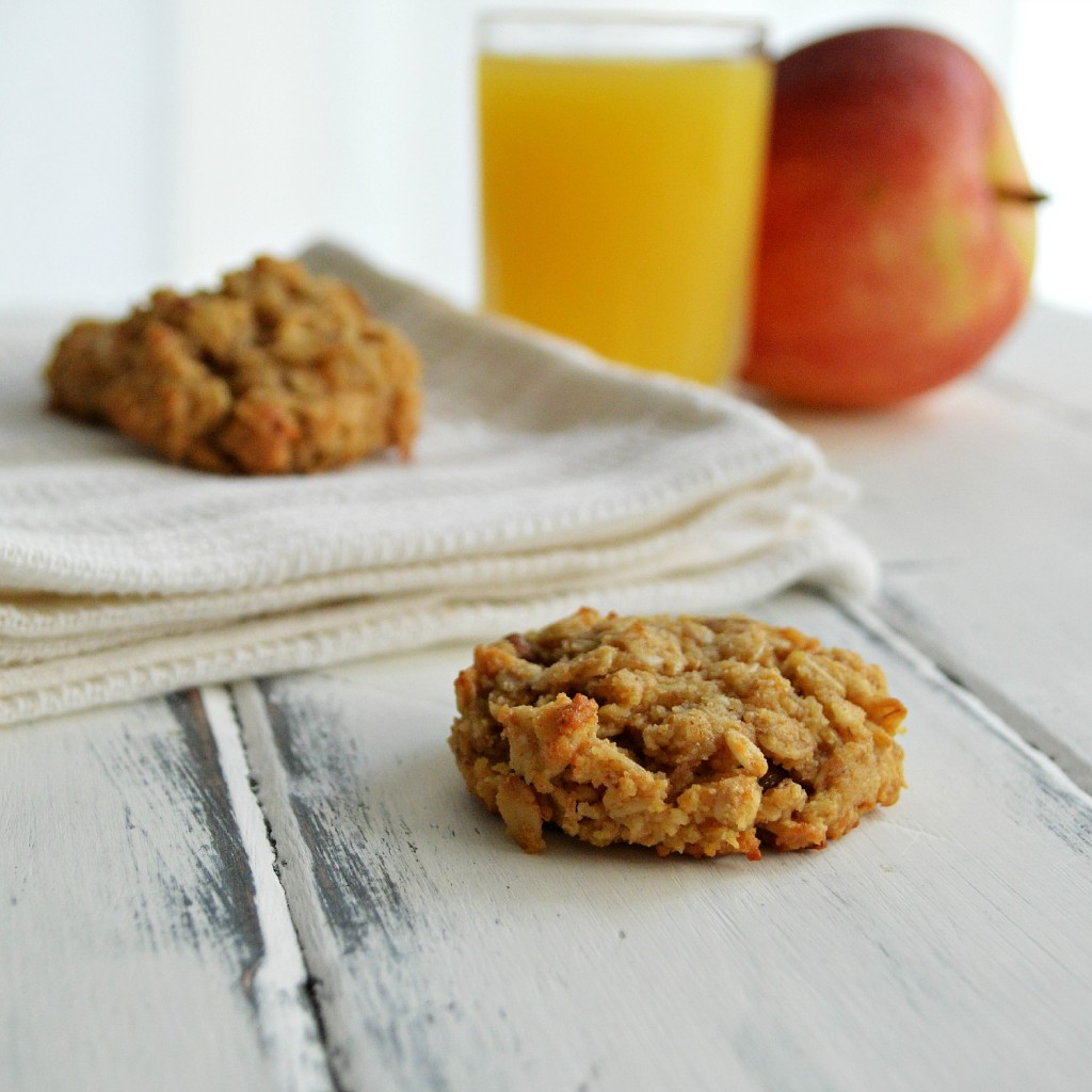 muesli breakfast cookies