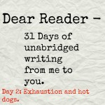 Dear Reader 2 2